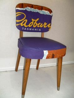 Cadbury study chair