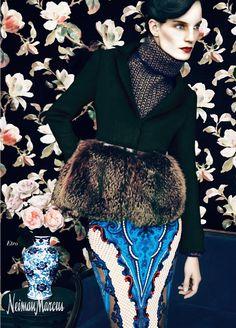 Fashion Photo | Neiman Marcus Campagna pubblicitaria Neiman Marcus (autunno-inverno 2012-2013)