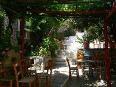Landscapes in Arolithos - Traditional Cretan Village! Visit arolithos.com . Crete - Heraklion