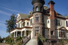 Victorian Mansion. I've always liked 