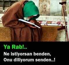 Ne güzel bir duadır bu...