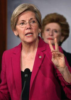 Report: Kennedy family urging Elizabeth Warren to run for president