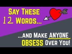 LOVE SPELL: Say These 12 Words and Make *Anyone* OBSESS Over You! (Real Love Spell Magic) - YouTube Wicca Love Spell, Real Love Spells, Love Spell Chant, Powerful Love Spells, Witch Spell, Spells That Actually Work, Money Spells That Work, Love Spell That Work, Free Magic Spells