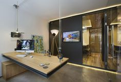 UDESIGN Ofis #office #interior #architecture #design #ofis #içmimari #mimari #tasarim #manager #room #müdür #odası #hanging #table https://www.facebook.com/media/set/?set=a.1442434432635414.1073741847.1395504390661752&type=3