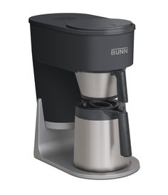 BUNN ST Velocity Brew 10-Cup Thermal Carafe Home Coffee Brewer Best Cold Brew Coffee, Cold Brew Coffee Maker, Drip Coffee Maker, Coffee And Espresso Maker, Coffee Brewer, Cool Kitchen Gadgets, Cool Kitchens, Top Rated Coffee Makers, Steel Water Tanks