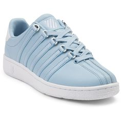 Womens K-Swiss Classic VN Athletic Shoe ($99) ❤ liked on Polyvore featuring