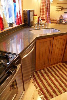 Budget Kitchen Makeover Mobile Home 700 Dollars Diy Wow Inspiring