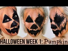 Halloween: Jack O Lantern Makeup Tutorial  #Beauty #Trusper #Tip