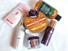 Mini Skin Care Haul @ July 2013