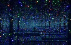Yayoi Kusama - Obsesión infinita.