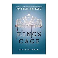King's Cage (Red Queen Series #3) (Hardcover) by Victoria Aveyard : Target