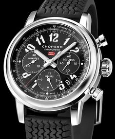 The new Chopard Mille Miglia Classic Chronograph watch for Baselworld 2017 with images, price, background, specs, & our expert analysis.