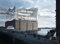 I watch it every morning when I cycle along the Elbe to KMF. Architect-Herzog and De Meuron: Elbe Philharmonic Concert Hall, Elbe, Germany Unusual Buildings, Amazing Buildings, Amazing Architecture, Contemporary Architecture, Architecture Design, Jacques Herzog, Adaptive Reuse, Hall Design, Royal Albert Hall