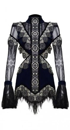 Best Outfit Styles For Women - Fashion Trends Gothic Fashion, Look Fashion, High Fashion, Womens Fashion, Fashion Design, Fashion Trends, Stage Outfits, Mode Outfits, Dolce & Gabbana