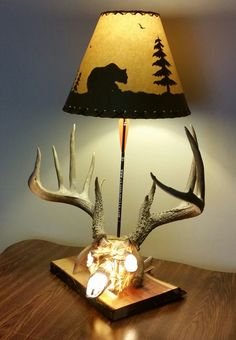 Huntin4Biggins: Another Amazing Lamp by: Classic Skulls