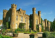 Check out this awesome listing on Airbnb: Live in an historic English Castle! - Castles for Rent in Cumbria: augill castle, augill castle website