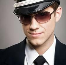 Aaron Tveit from Les Miserables and Gossip Girl season 2...talk about range. lol