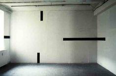 claudia busching - raumzeichnungen - berlin, 2000