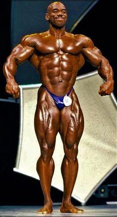 """1997 - Ken """"Flex"""" Wheeler, USA (23 August 1965), height 5 foot-9 (175 cm)"""