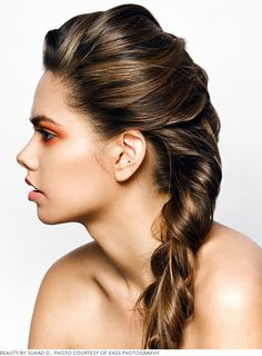 The Sexiest Hairstyle For Any Holiday Outfit