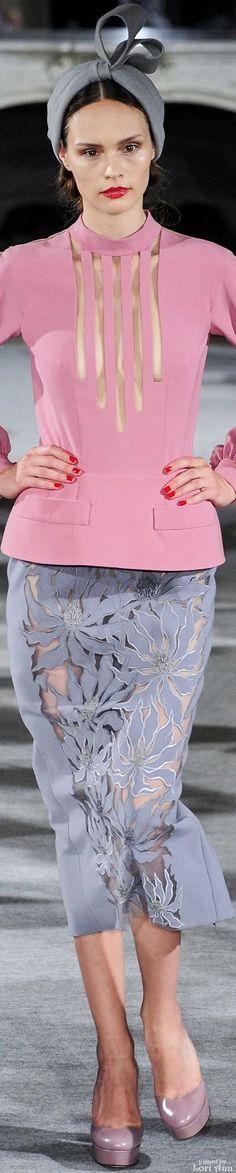 Yulia Yanina Couture Fall 2015