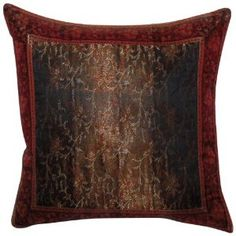 Christmas gift silk brocade cushion covers from India cm 40 cm x 40: Amazon.de: Kitchen & Home