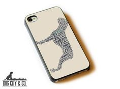 Boxer Typographic iPhone Case | Coupaw