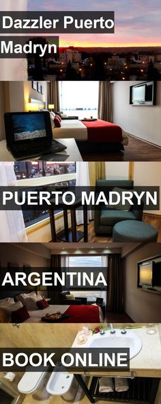 Hotel Dazzler Puerto Madryn in Puerto Madryn, Argentina. For more information, photos, reviews and best prices please follow the link. #Argentina #PuertoMadryn #travel #vacation #hotel