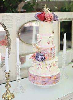 A Few Of Wedding Chicks Favorite Wedding Cakes