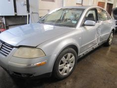 Parting out 2002 Volkswagen Passat – Stock # 140142 « Tom's Foreign Auto Parts – Quality Used Auto Parts