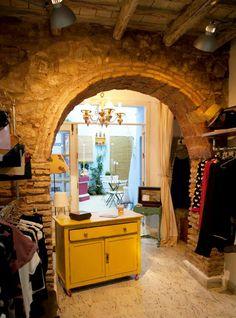 Tienda con encanto, tienda de Moda Mariquita Trasquilá