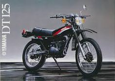 Image result for Yamaha DT 125MX