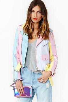 Hard Candy Moto Jacket
