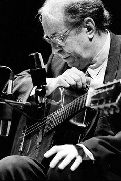 João Gilberto en 2006