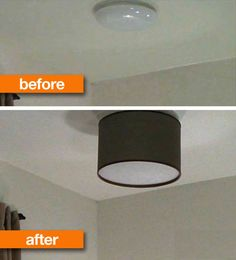 easy drum shade
