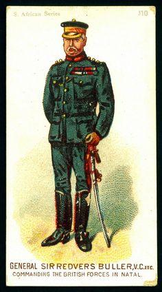 Cigarette Card - General Sir Redvers Buller VC