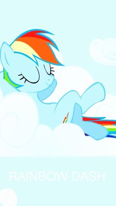I'm really getting tired of the rumor that Rainbow Dash is going to go out with Applejack in the next season. But do you really think they would include something like that? I'm not against gays if you love someone you should be with them. It just bothers me because Rainbow Dash is my life, she motivates me to do good things and look up to everyone I love. Even if I don't succeed on the first try!
