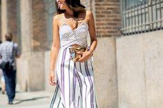 street style 2015 stripe - Google 검색