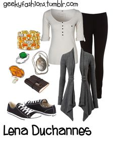 Lena Duchannes - Beautiful Creatures Fashion