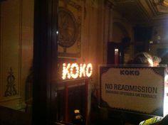 Tutto pronto al #KOKOLondon per accogliere la #puglia ;) A big up for #PugliaSoundsinLondon !