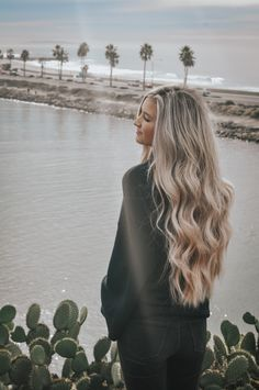 11 Hacks For Healthier Hair - Kristy By The Sea