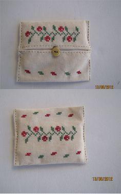 Paper Handkerchief Holder for My Bag