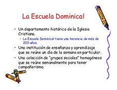 Técnicas Enseñanza y la Escuela Dominical