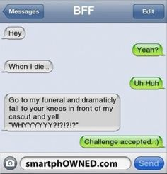 I have someone to do this for me!