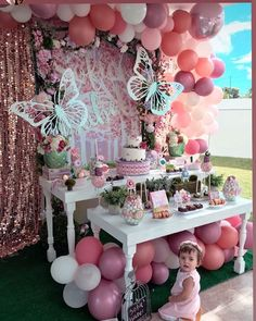 As beautiful as little Sofia in her first year! #eventplanner #event #kids #sofia # birthday - #beautiful #event #eventplanner #first #little #sofia - #decoration