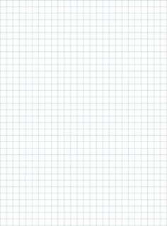 This Is A Printable Of Large Graph Paper For Younger Children Who Need Help  Keeping Their  Printable Loose Leaf Paper