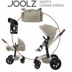 Joolz Day Earth Special Edition Pushchair Elephant Grey |Babys-Mart