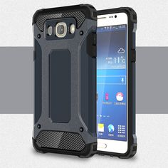 For Samsung Galaxy J5 2015 Cover J510 Anti-knock Silicone + Plastic Case For Samsung Galaxy J5 2015 Case For Samsung J5 2016 <