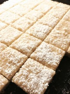 Vaniljrutor/Hockeykaka | baka.se Fika, Brownies, Cheese, Squares, Desserts, Inspiration, Cake Brownies, Tailgate Desserts, Biblical Inspiration