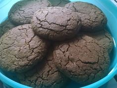 Cookies aux jaunes d'œufs à ma façon